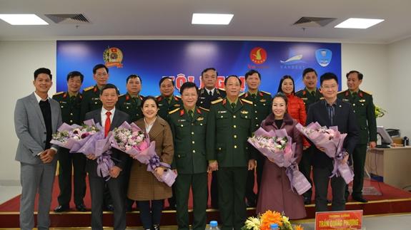 Công đoàn Quốc phòng ký kết thỏa thuận với 4 đối tác thực hiện phúc lợi cho đoàn viên công đoàn
