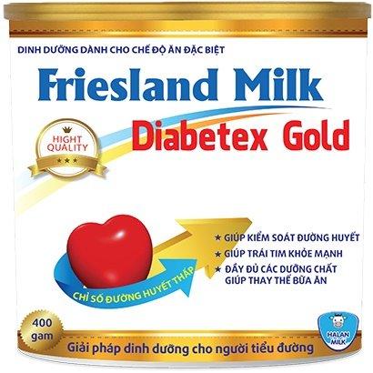 FRIESLAND MILK DIABETEX GOLD 400g