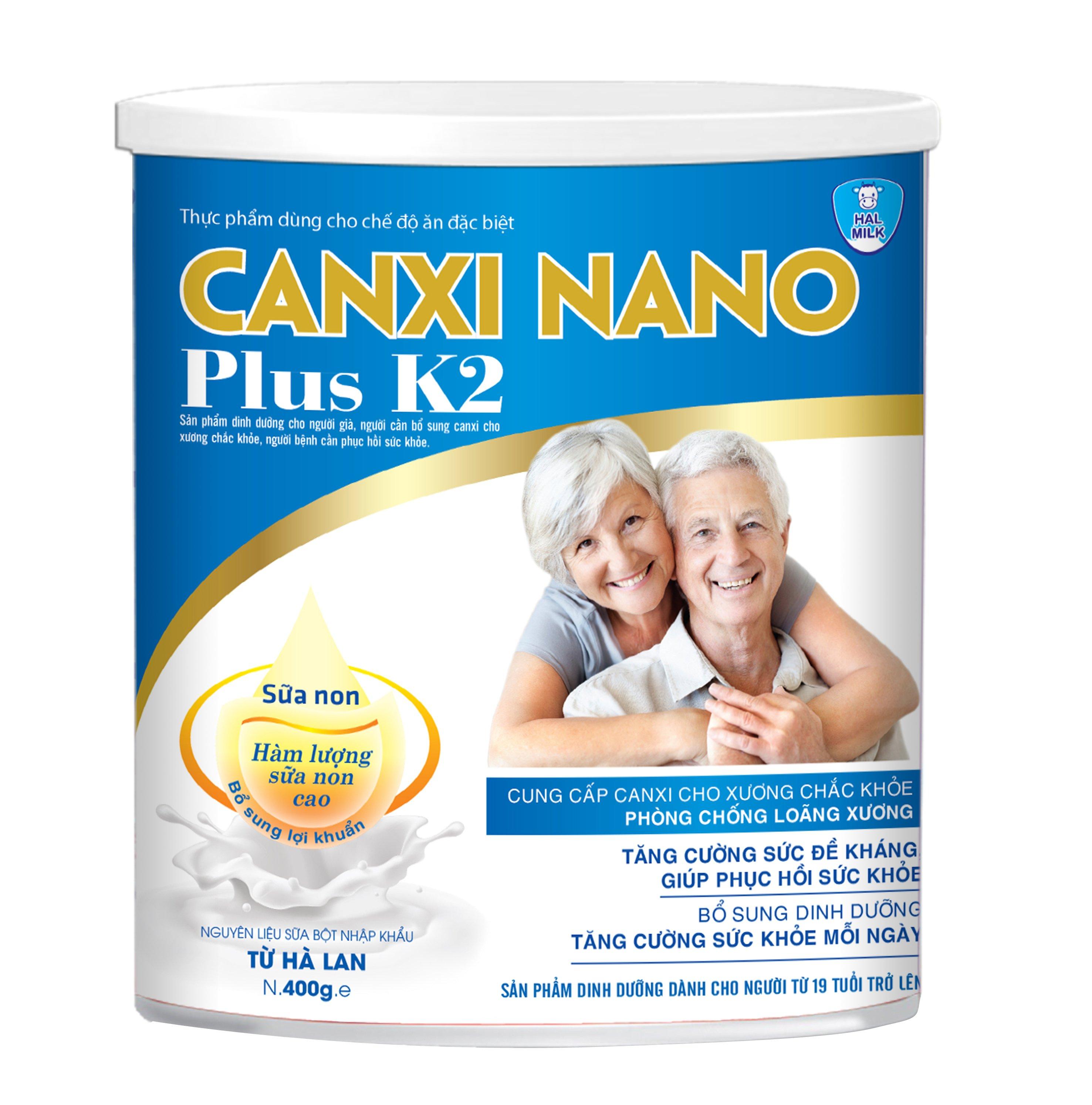 CANXI NANO PLUS K2 400g