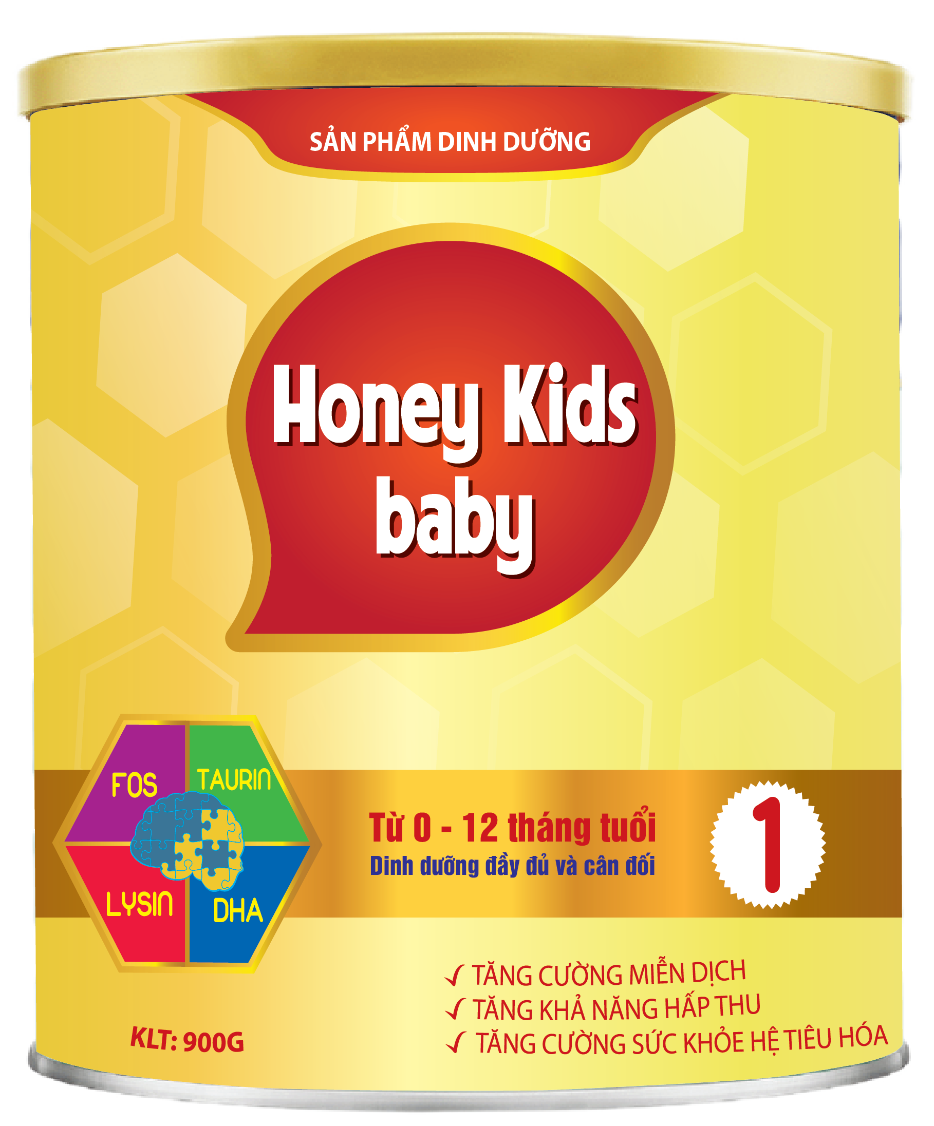 HONEY KIDS BABY 400gr