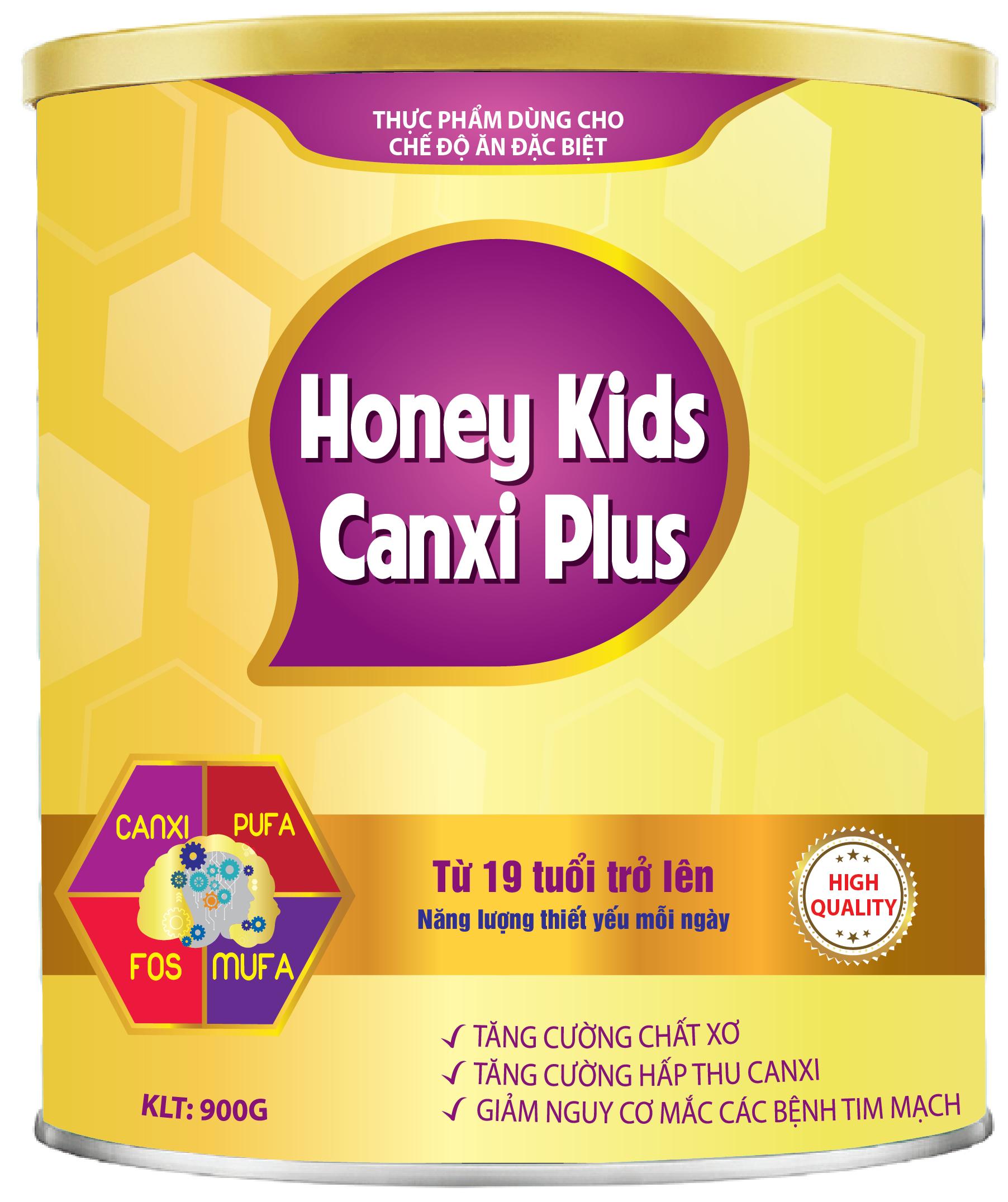 HONEY KIDS CANXI PLUS 400gr