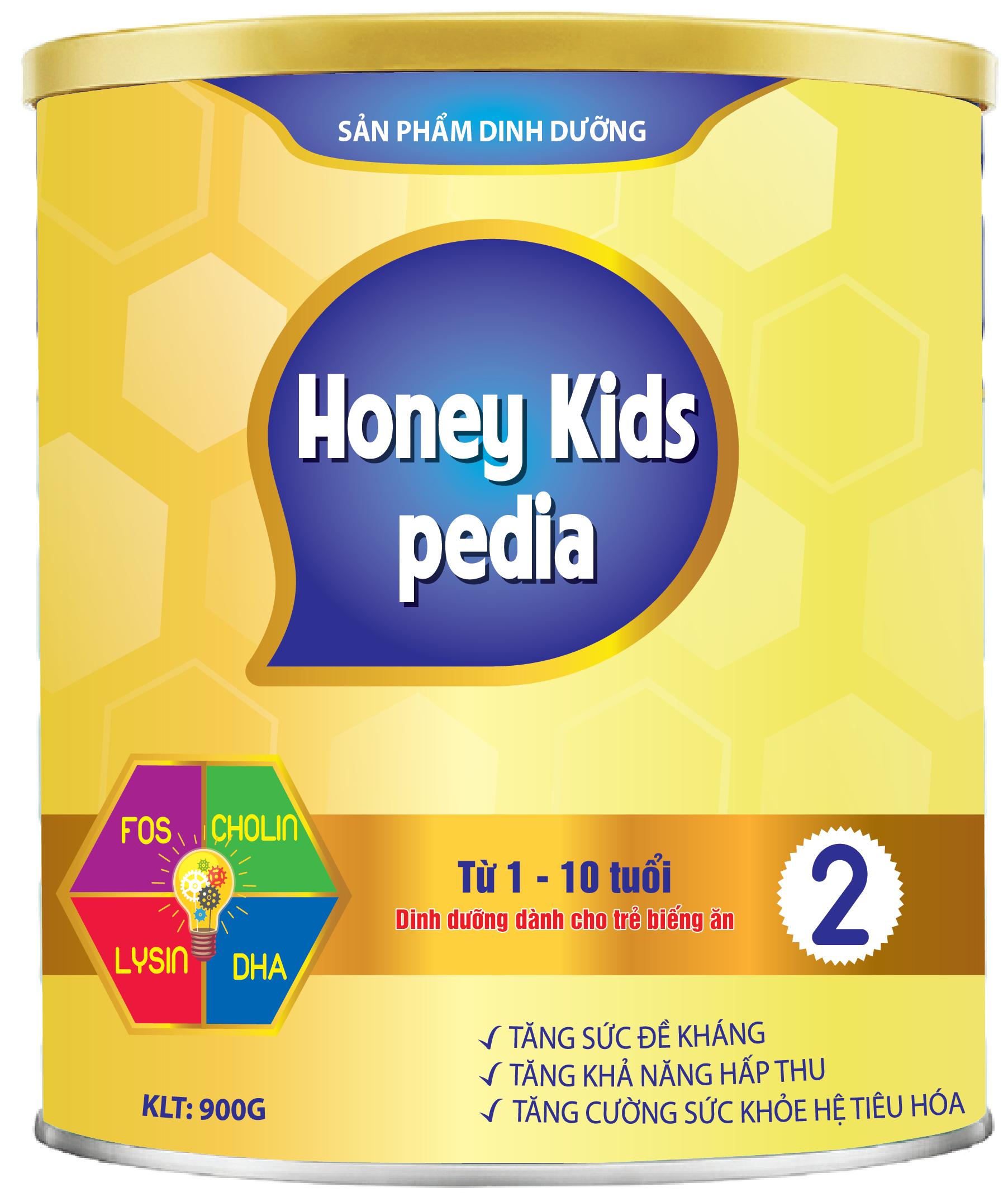 HONEY KIDS PEDIA 900gr
