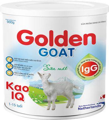 GOLDEN GOAT KAO IQ 900gr