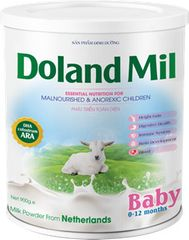 DOLAND MIL BABY 900gr