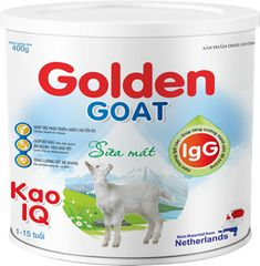 GOLDEN GOAT KAO IQ 400gr