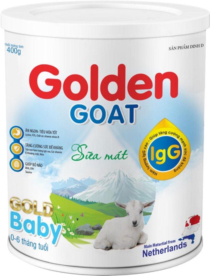 GOLDEN GOAT GOLD BABY 400gr