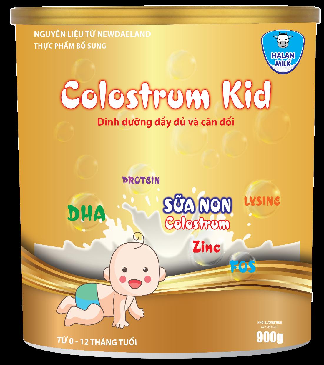 COLOSTRUM KID 900g