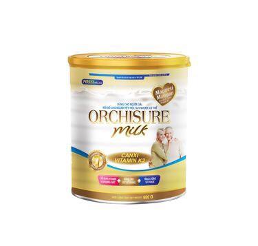 ORCHISURE MILK 900gr