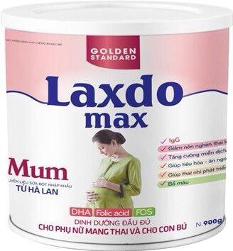 LAXDOMAX MUM 900gr
