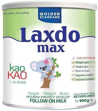 LAXDOMAX KAO KAO 900gr