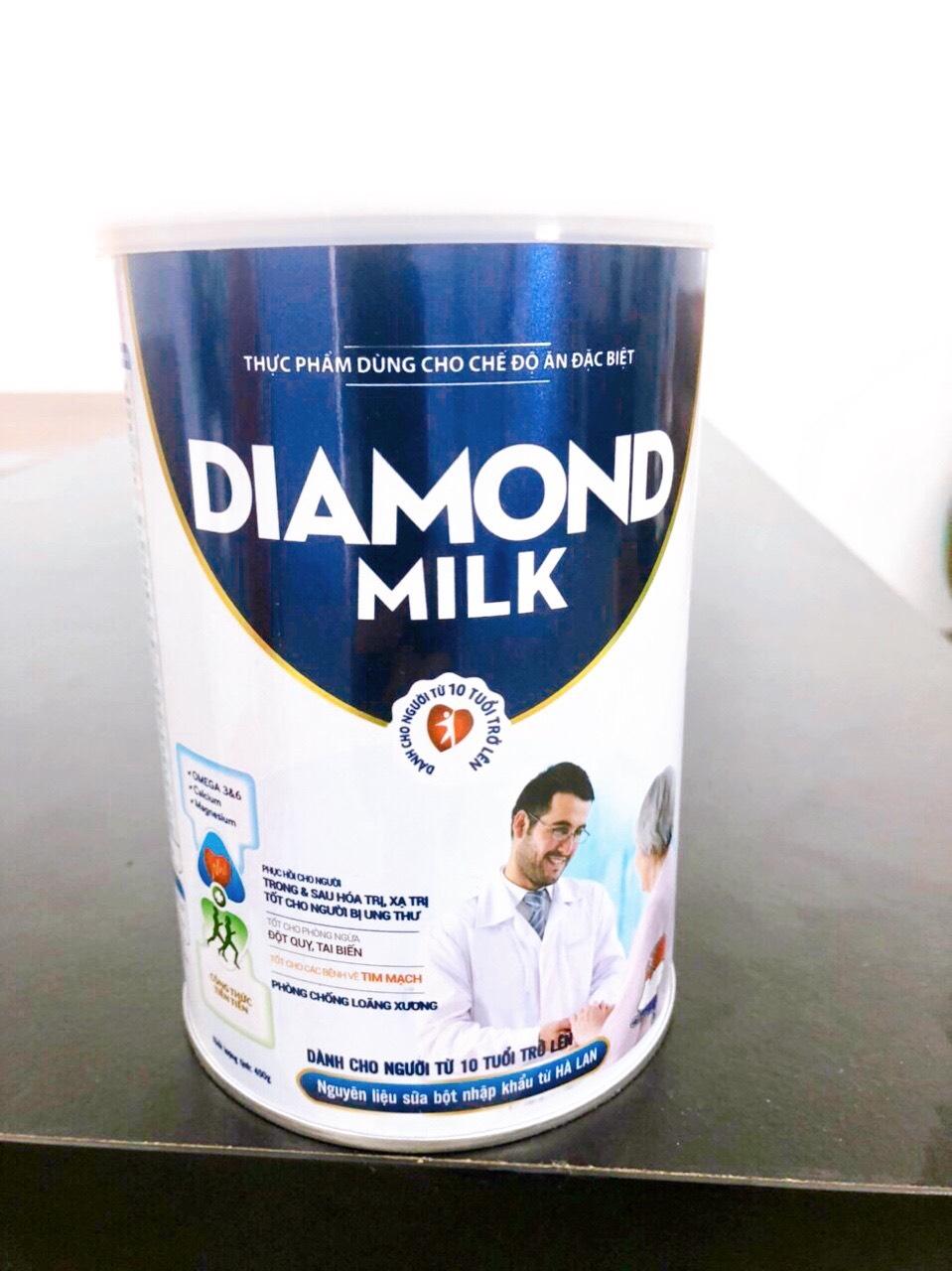 DIAMOND MILK 400gr