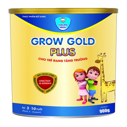 GROW GOLD PLUS 900g