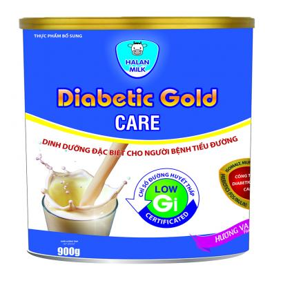 DIABETIC GOLD CARE 900g