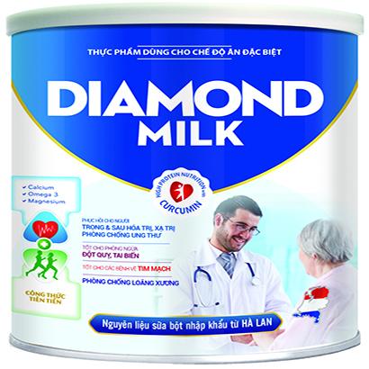 DIAMOND MILK 900gr
